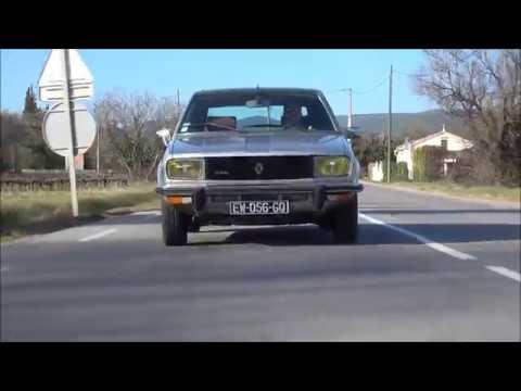 Reportage Renault 20 TS de 1978 sur Passion Auto Sport Du Var