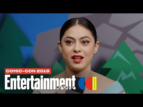 'Undone' Star Rosa Salazar Creators Join Us LIVE | SDCC 2019 | Entertainment Weekly