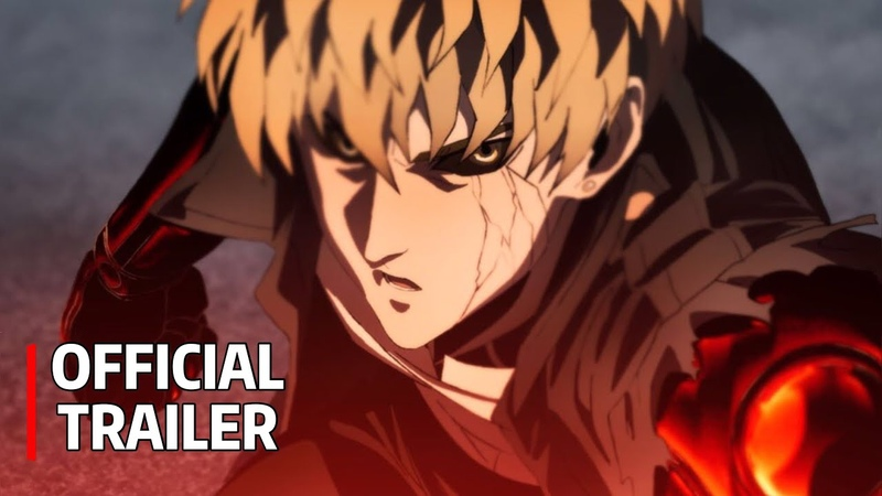 One Punch Man Season 2 Trailer - Official PV 2