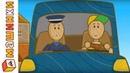 Машинки - Сериал для Мальчиков - Новый мультик - Автошкола