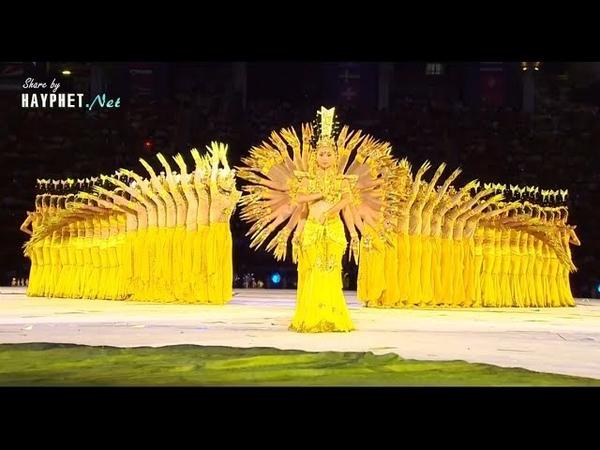 Màn múa vi diệu như thôi miên của những cô gái xinh đẹp Curious dancing | HAYPHET.NET