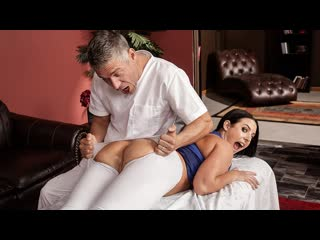 Angela white essential oil (anal, big ass, big tits, oil, natural tits, squirt, cowgirl, leggings, massage, hardcore)
