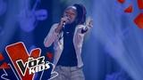 Daniela canta Pero Me Acuerdo De Ti Audiciones a Ciegas La Voz Kids Colombia 2019