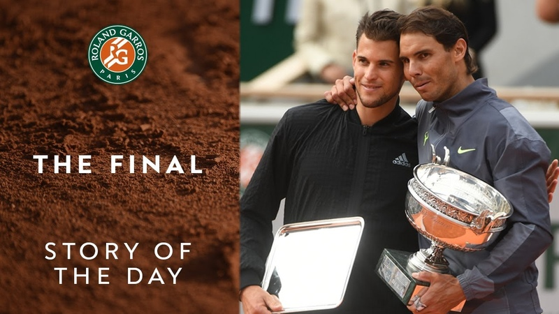 Story of the Day 9 - The final Rafael Nadal vs Dominic Thiem | Roland-Garros 2019