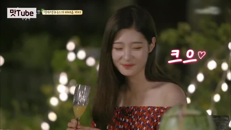 다이아 정채연 폭풍 먹방 모음 (DIA Jung Chaeyeon EATING FOOD Compilation)