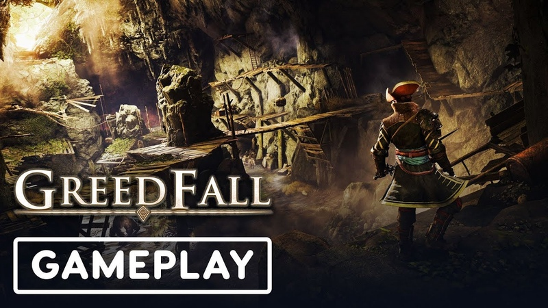 10 Minutes of New Greedfall Gameplay IGN Live E3 2019