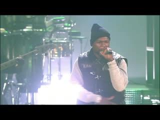 Eminem — «crack a bottle» (feat. 50 cent) & «forever» | live («american music awards», 2009)