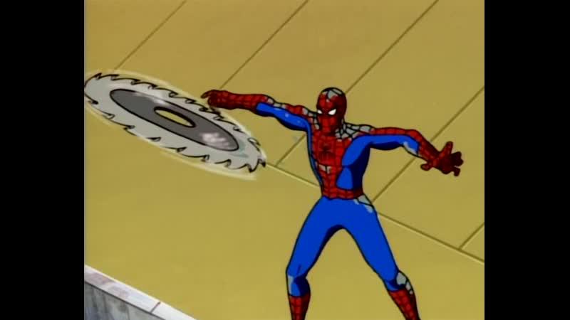 Человек-паук 1994 [ сезон 2   серия 11 ]