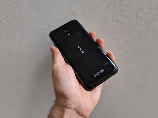 Nokia 2.2: «чистый» Android, чип MediaTek Helio