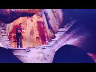 Рэмбо 5 - Видео со съёмок