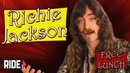 Richie Jackson Hippie Jumps William Spencer The Mustache and More on Free Lunch