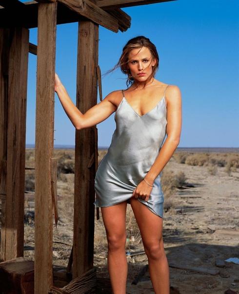Дженнифер Гарнер, 2003 год