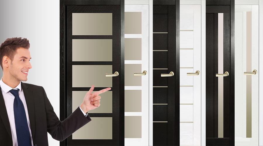 Что необходимо учитывать при покупке межкомнатных дверей?