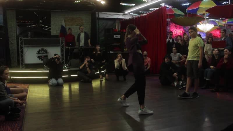 DoubleVfest Waack Beg Battles Ruslan Extra Omini vs Kate