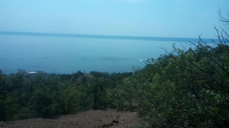 Крым канака вид с горы