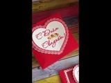 Набор к свадьбе magic box, конверт для денег, подарочный пакет