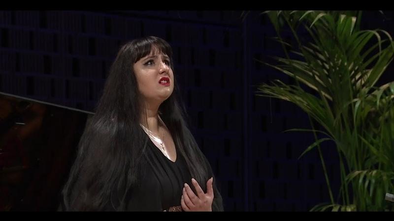 Starkova Tatyana - Mirjam Helin Competition 2019 Helsinki