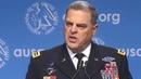 ПОСЛУШАЙТЕ что говорит американский генерал о России! (Марк Милли)