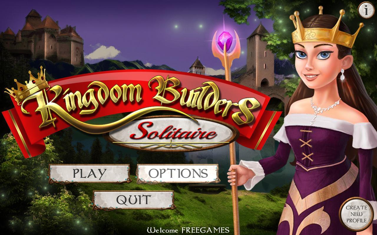 Королевство Строителей: Пасьянс | Kingdom Builders: Solitaire (En)