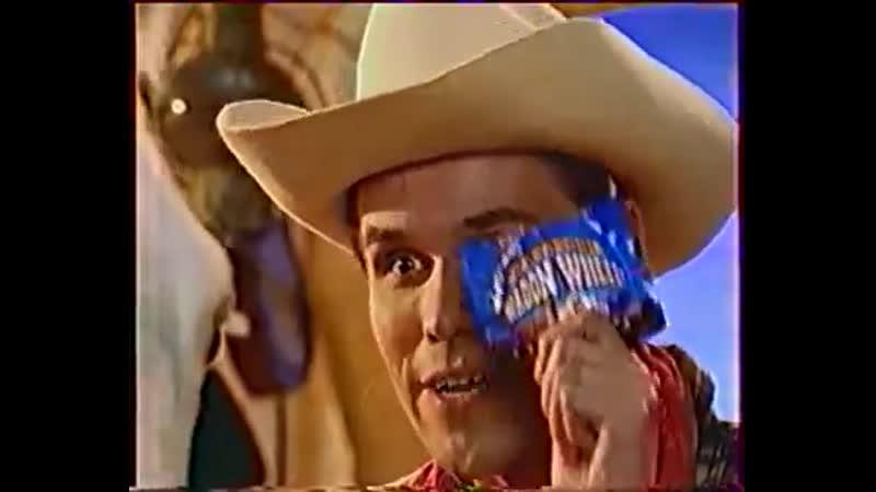 Wagon wheels! и ты победитель!! - реклама 90-х
