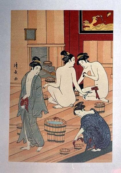 Тории Киёнага (яп. , 17521815) японский художник, мастер периода расцвета укиё-э из династии Тории. О жизни Тории Киёнаги осталось мало сведений. Его настоящее имя Сэки (Сэкигути) Синсукэ