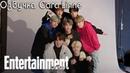 Озвучка by Cara Linne Интервью BTS для Entertainment Weekly
