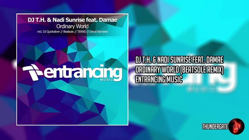 DJ T.H. Nadi Sunrise feat. Damae - Ordinary World (Beatsole Remix) |Entrancing Music|