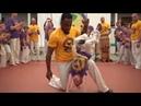 Ponta Cinza troca de cordas em Belgorod 2019 AXE Capoeira