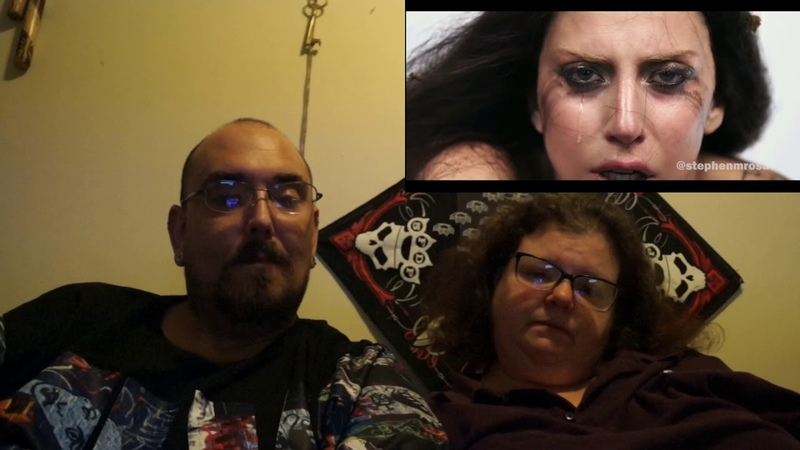 Wife and I enjoyed reacting to a decade of Gaga Full HD