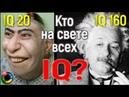 Кто на свете всех умнее? (Что общего у идиота и гения?) IQ гений дебил