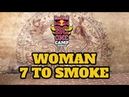 Woman 7 To Smoke | RED BULL BC ONE CAMP KOREA 2019|LB-PIX