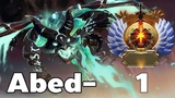 Abed- TOP 1 MMR World - Visage Dota 2 Gameplay