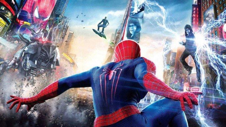 Новый человек-паук. Высокое напряжение (2014) 12 (The Amazing Spider-Man 2)