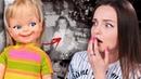 ЗЛОВЕЩИЙ СМЕХ самой счастливой куклы в мире GIGGLES 1966, обзор и распаковка