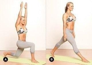 Комплекс упражнений для здорового позвоночника 1. по 20 раз на каждую ногу2. по 15 раз3. по 15 раз4. по 10 раз5. по 30 раз6. стоим в каждой позе по 15 секунд 3