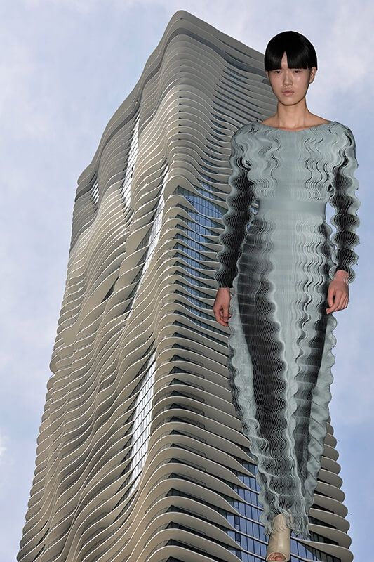 Архитектура и мода