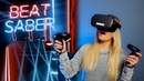 Oculus Quest Unboxing and Beat Saber 360 Demo!
