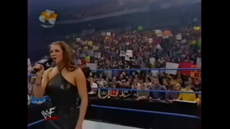 SmackDown! (14.02.2002)   «Мировой рестлинг» на канале СТС   «Всемирная федерация рестлинга» (World Wrestling Federation)