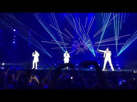 Backstreet Boys 6/2019 JEDDAH ( INCOMPLETE ) 4K