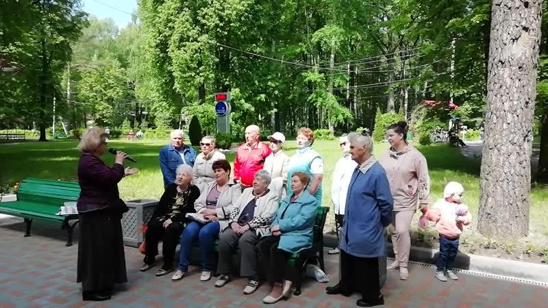 Развлекательная программа ЗАВАЛИНКА Поем русские песни