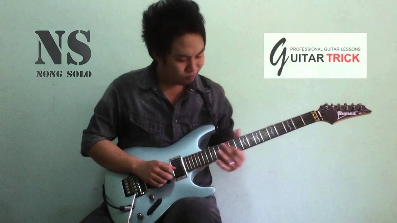 Ibanez Guitar Solo Competition 2013 By Nong