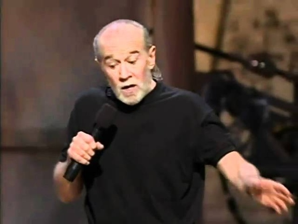 George Carlin about abortion and 'the sanctity of life'.