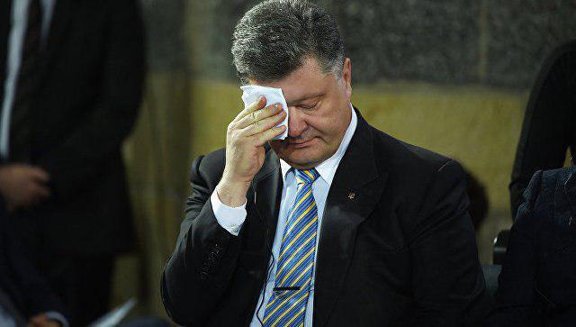 Стали известны планы Порошенко в случае проигрыша на выборах