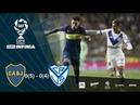 CopaSuperliga: resumen de Boca - Vélez