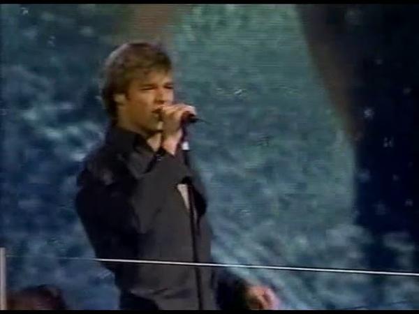 Ricky Martin She Bangs Europe Music Awards