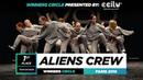 ALIENS CREW   1st Place Team   World of Dance Paris 2019   WODFR19