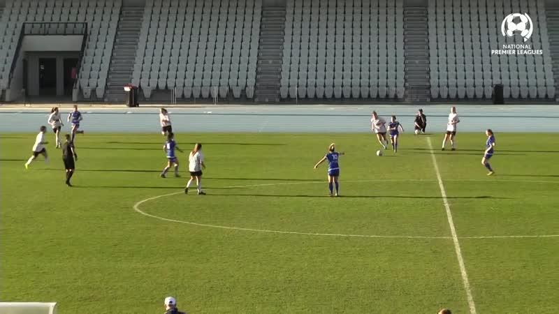 NPLW Victoria Round 25, South Melbourne vs Box Hill United