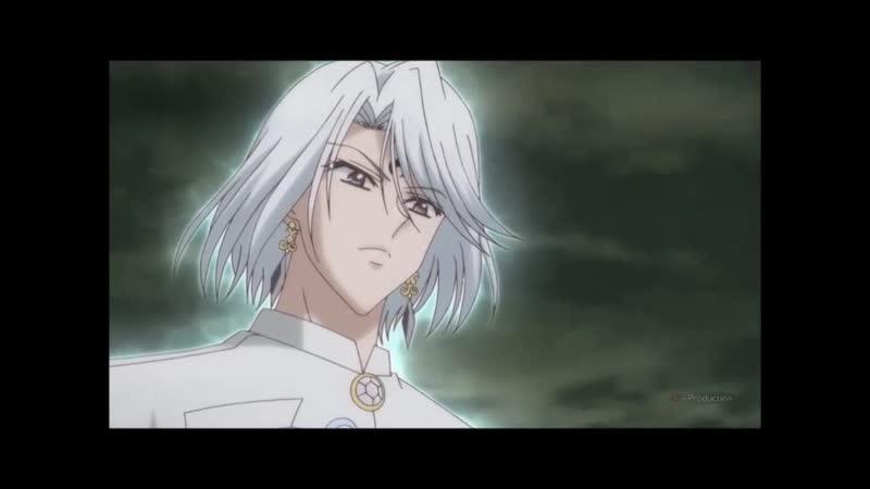 Принц Алмаз похищает Сейлор Мун