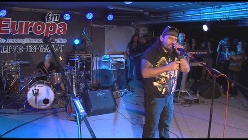 Cargo Daca ploaia s ar opri LIVE in Garajul Europa FM