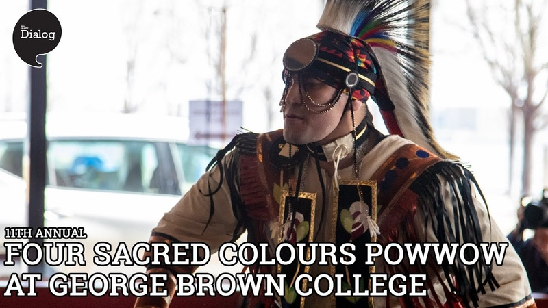 11th Annual Four Sacred Colours Powwow at George Brown College